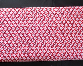 Sweetcakes Petals Red - Riley Blake Fabric - C3143