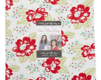 Bonnie And Camille One Fine Day - Layer Cake  - IN STOCK NOW - 55230LC