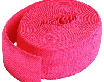Fold Over Elastic 2 yards Lipstick SUP211-2 By Annie