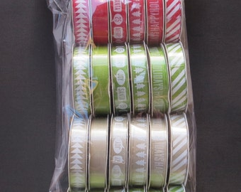 American Crafts Premium Ribbon - Magical 331692