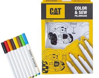 CAT® Color Me Pillowcase Kit