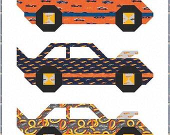 Wheel Life Quilt Pattern - Kelli Fannin Quilt Designs