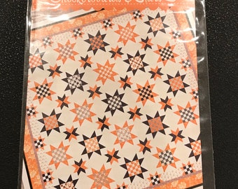 Checkerboards and Stars -  Pattern by Fig Tree and Co