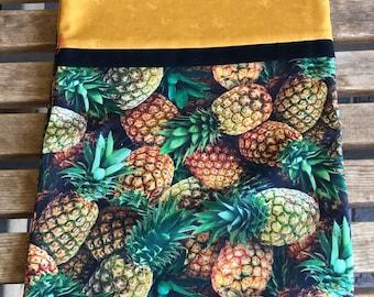 Pineapple pillowcase - Novelty Pillowcases