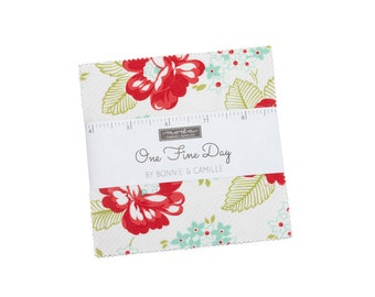 Bonnie And Camille One Fine Day - Charm Pack - IN STOCK NOW - 55230PP