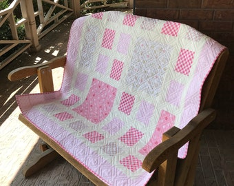 Homemade - Quilt - Alice - Free Shipping