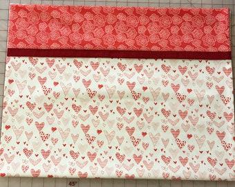 Novelty Valentine Pillowcase /Heart Pillowcase - From The Heart