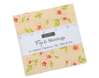 Fig Tree Fabric -Figs and Shirtings Charm Pack