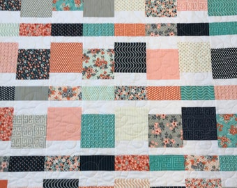 Homemade - Sweet Marion - Baby Quilt