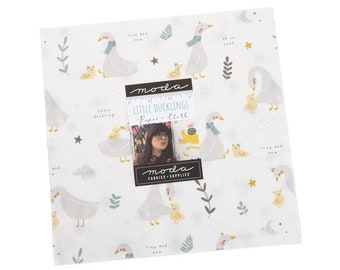 Moda Little Ducklings by Paper and Cloth  Layer cake