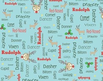 Rudolph- Reindeer Games - Santa's Reindeer