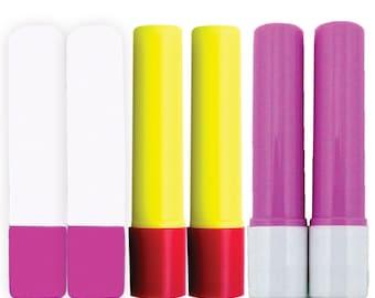 Special 10 Packs Of 6 - Assorted Sewline Fabric Glue Pen Refill - Pen Sold Separately ( Link Below) - FAB50062 - Glue Sticks - Gluestick