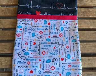 Novelty healthcare -  Pillowcase - Nurse - Doctor Pillowcase