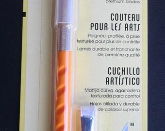 Olfa - Art Knife With 5 Blades - 9153