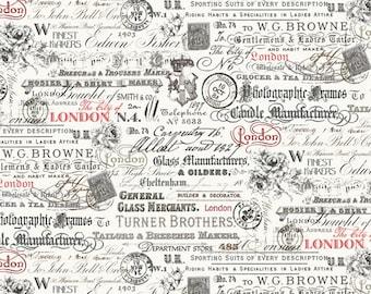 LONDON by Whistler Studios -  Windham Fabrics 52344-1