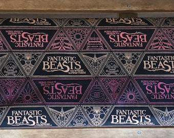 Fantastic Beasts / -Camelot Fabrics - Wizarding World- 23900105