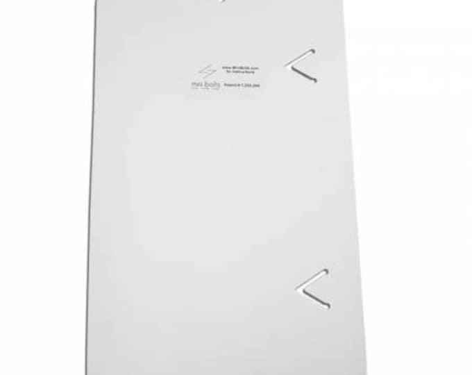Featured listing image: Fabric Mini Bolts - Polar Notions Mini Bolt Fabric Organizers - Original Mini Bolt - Plastic