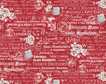 LONDON by Whistler Studios -  Windham Fabrics  - 52344-2