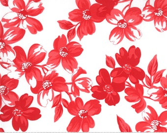 Bonnie and Camille- Sunday Stroll - 5522022 Moda - Full Bloom Red