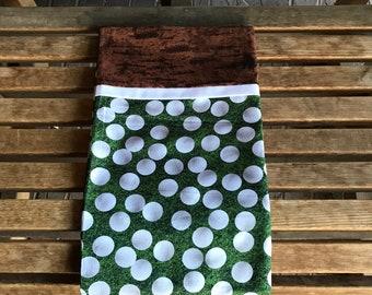 Golf Balls / Pillowcase - Novelty