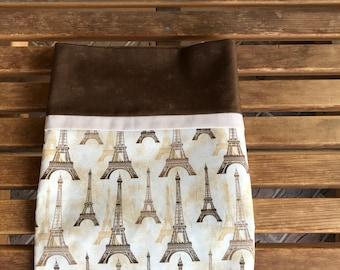 Pillowcase - Paris/ Eiffel Tower Themed Pillowcase