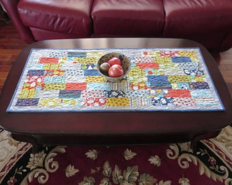 Homemade - Garden Project Table Runner