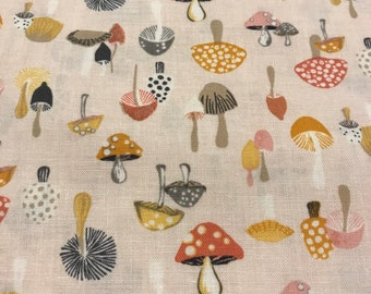 Frond of You by Dear Stella Collection - ST - 1865 Puff Mushrooms
