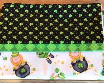 Pillowcase - Irish Themed Pillowcase - St. Patrick's Day