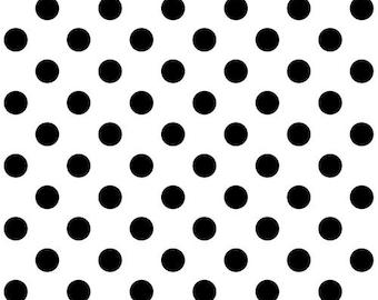 Linework -Tula Pink -   - Pom Poms  - Ink - PWTP118.PAPER Dots