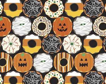 Halloween - Creepy Crullers - Black Maude Asbury -  Boolicious