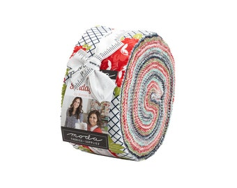 Bonnie And Camille Sunday Stroll - Jelly Roll - IN STOCK NOW - 55220JR
