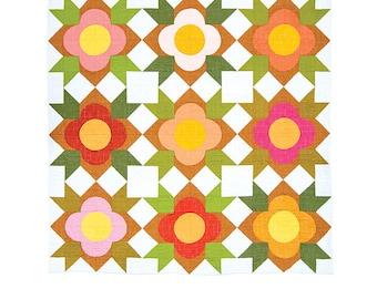 Modern Handcraft Flower Shop Pattern MH008