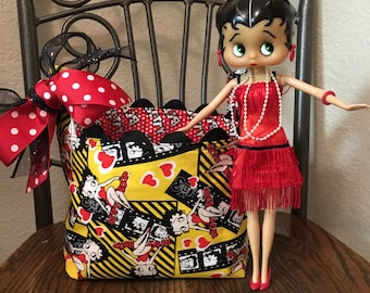 Betty Boop Basket