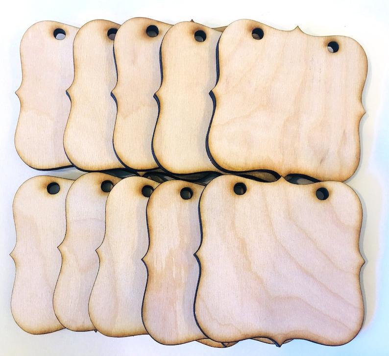 san francisco ac3a5 55a80 Unfinished Wood Brackets 3