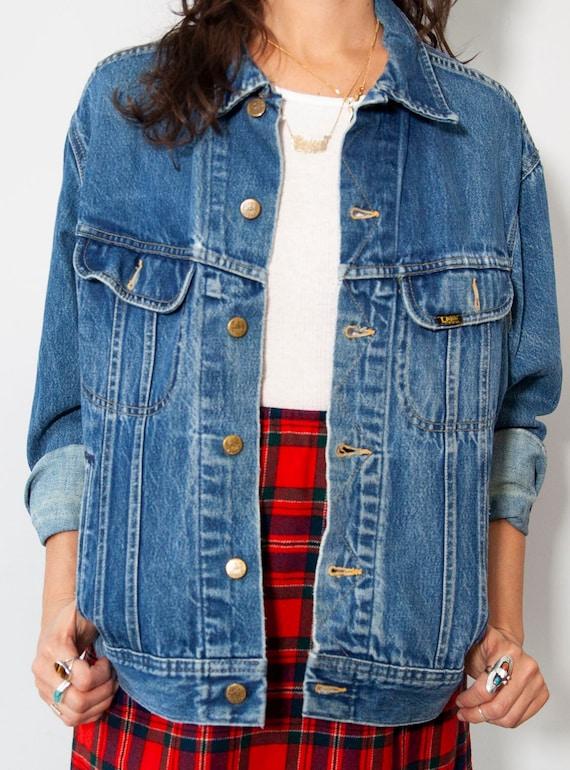Vintage, Union Made, LEE Denim Jacket