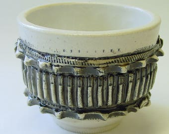 Frilled Gear Tea Cup or Wine Cup