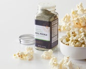 Dill Pickle Flavored Popcorn Seasoning – Makes an Awesome Popcorn Gift !