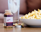 BBQ Popcorn Seasoning - smoky and spicy popcorn spices