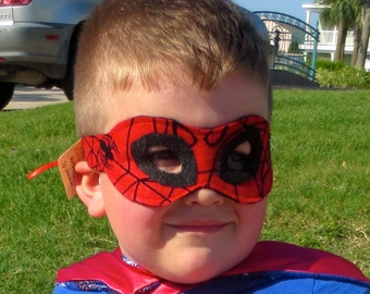 Spider-Man Mask, Child