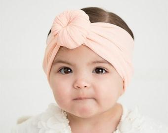 Baby turban headband  6d90497f828