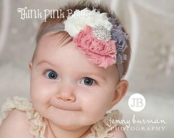 Stuning Baby Headbandnewborn Headband Baby Girl