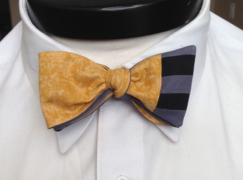 The Luxo  Our Pixar Inspired bowtie in Wall-E colors image 0