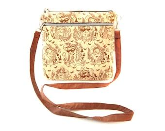 Artemis Crossbody Bag / Adjustable Strap