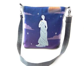 Aphrodite Crossbody Bag / Adjustable Strap