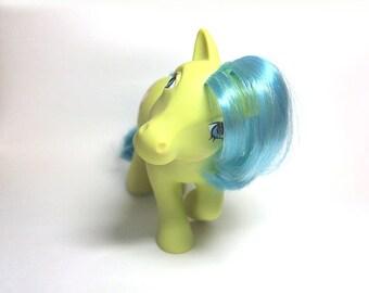 My Little Pony Tootsie G1 1984 Vintage
