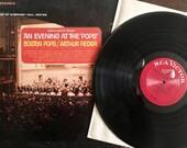 Highlights From The Evening at the quot Pops quot Boston Pops Arthur Fiedler 1965 Vinyl LP Gatefold LSC 2827