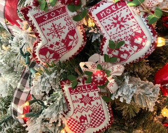 Christmas Cheer Stockings
