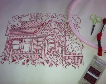 Cottage stitchery Pattern