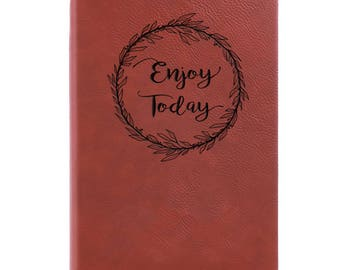 Leather Journal-Enjoy Today 31667