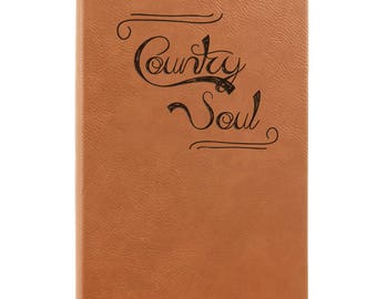 Leather Journal-Country Soul 31663